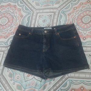 🌼Old Navy Dark Wash Denim Shorts Sz. 12🌼